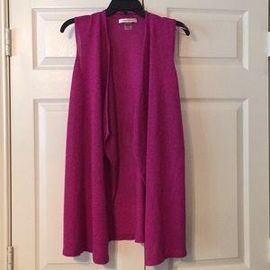 Allison Daley sleeveless Sweater Vest size Medium